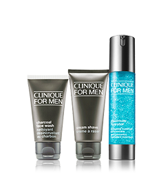 Clinique For Men Holiday Set  (2018.11)
